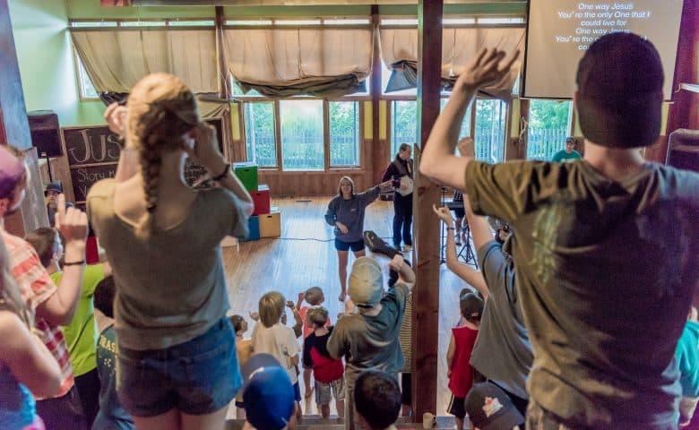 Pioneer Camp Lodge