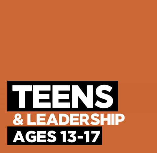 Teens & Leadership