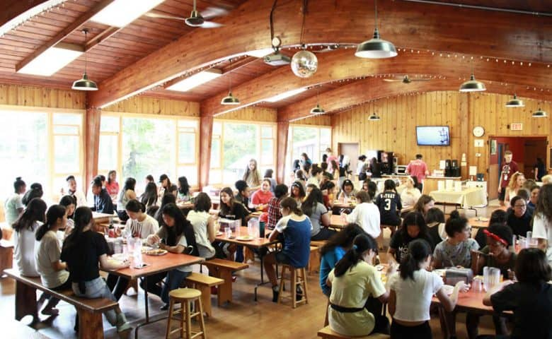 Pioneer Camp - Lodge